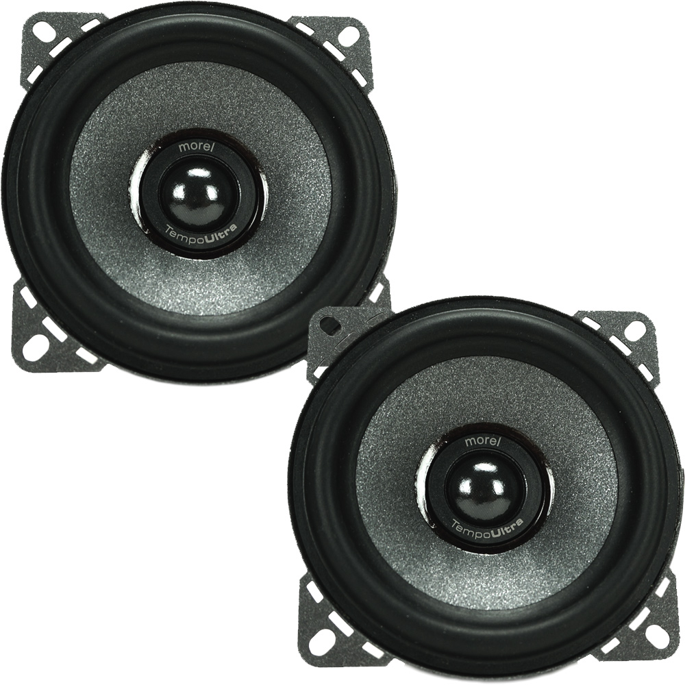 morel tempo ultra integra  car audio    coaxial speakers  watts ebay